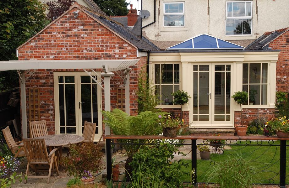 Wooden Conservatories in Leicestershire