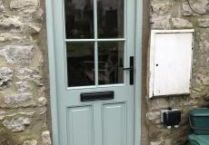 ACCOYA COTTAGE DOOR