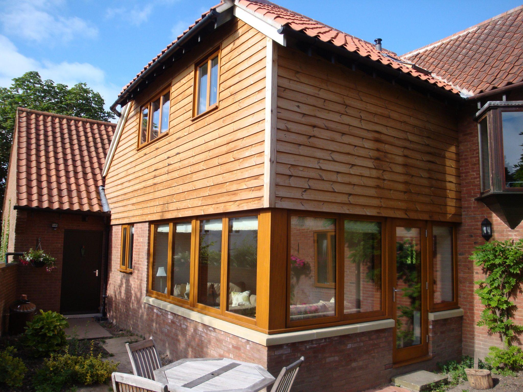 Timber-windowd