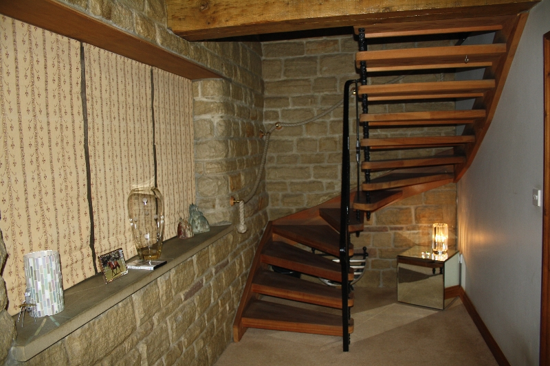 Wooden Stairs and Staircases in Leicestershire
