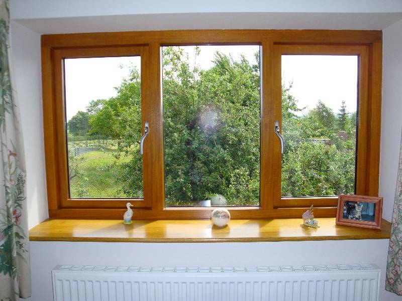 accoya windows and doors in chesterfield