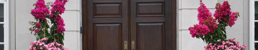 external wooden doors in Chesterfield