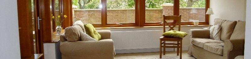 timber windows in Derbyshire