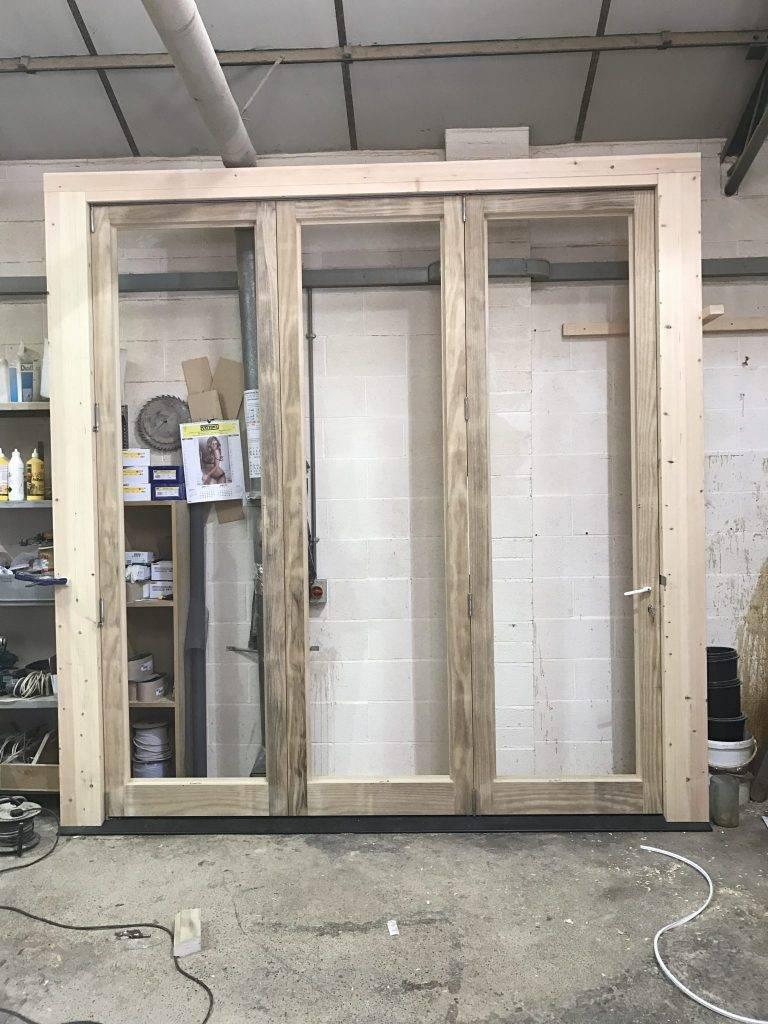 timber windows in Matlock