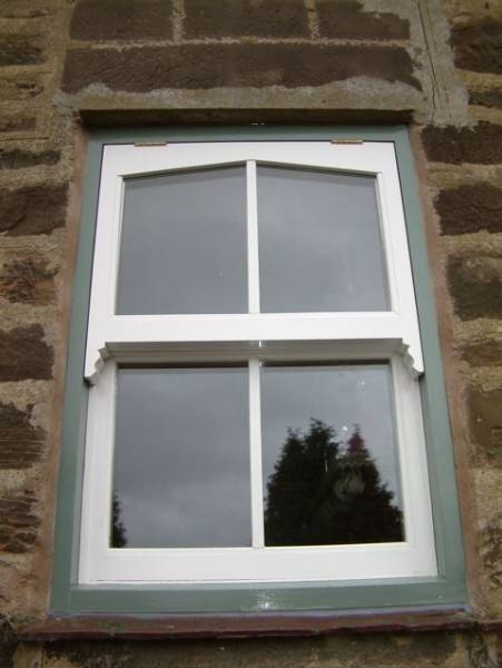 Sash Windows and Bespoke Joinery