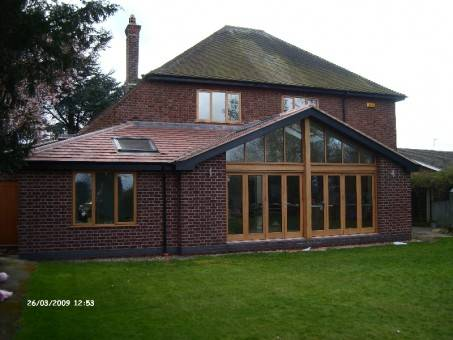 Accoya Windows & Doors in Nottingham