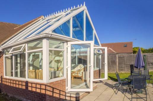 Wooden Conservatories in Derbyshire