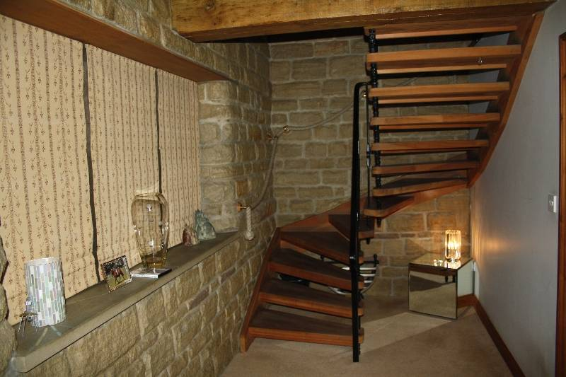 Wooden Bespoke Joinery Staircase