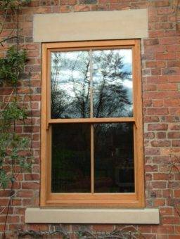 sash windows in Nottinham