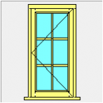 Accoya windows and doors in Derby