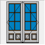 A rated timber windows in Nottingham