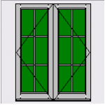 A rated timber windows in Derby