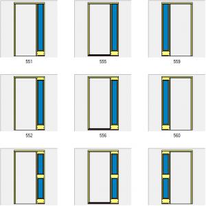Accoya windows and doors in Chesterfield