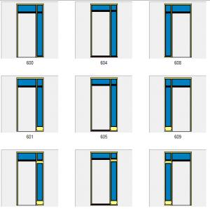 External Wooden doors Derbyshire