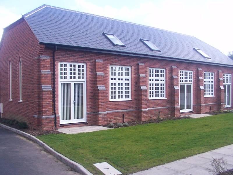 sash windows in matlock