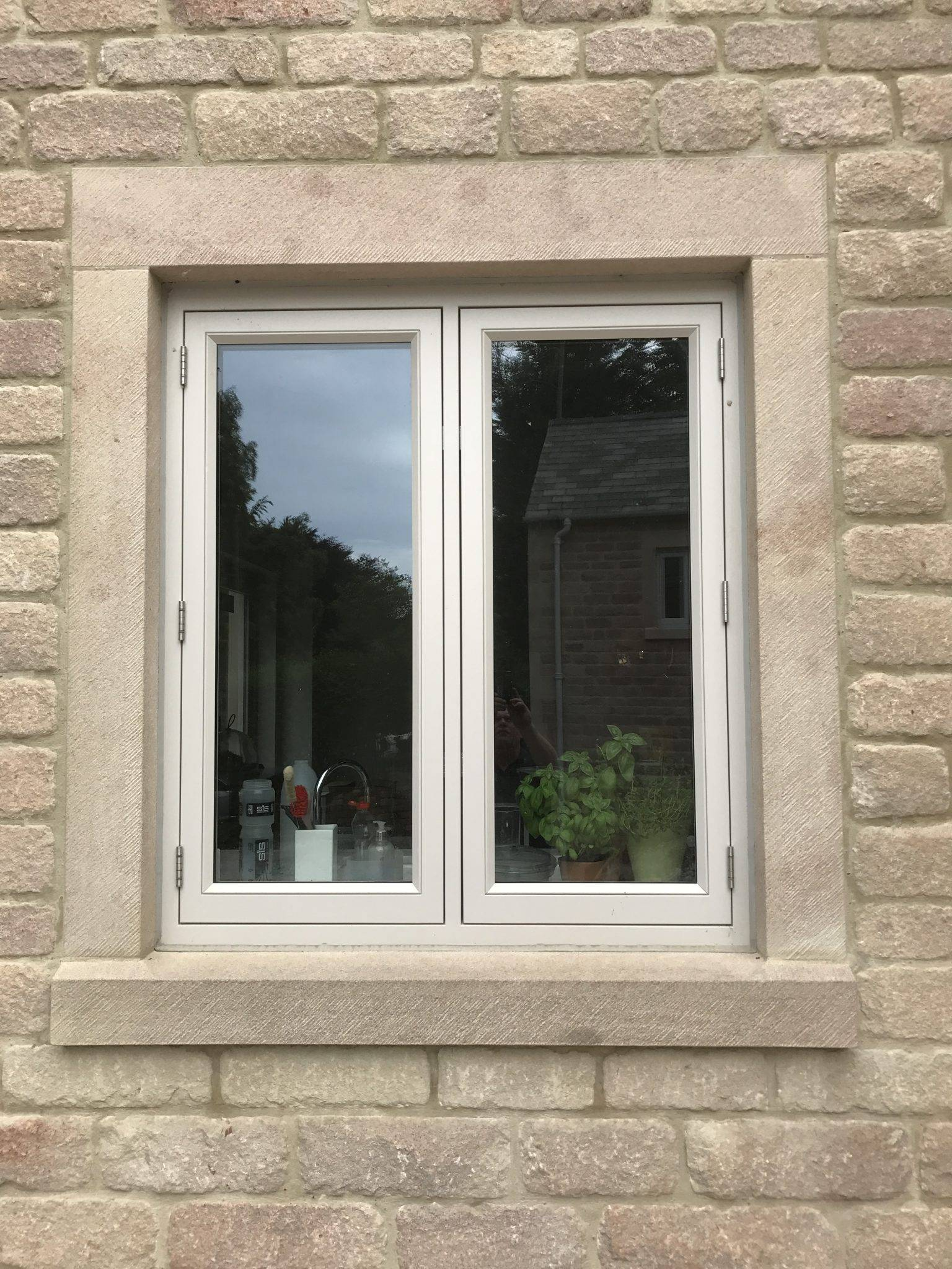 Bespoke Flush Casement WIndows