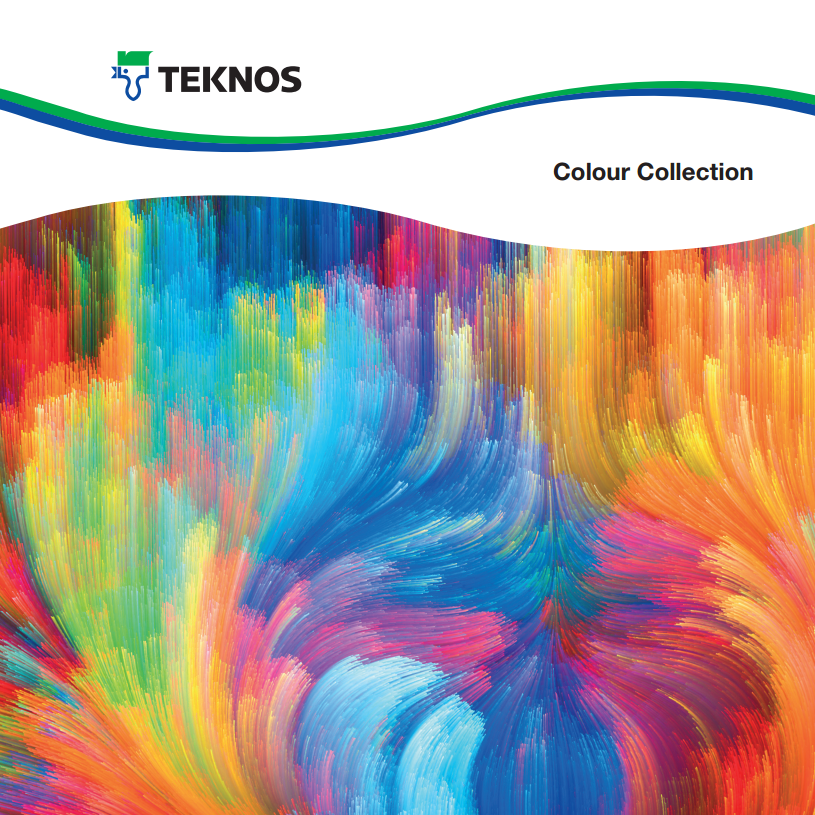 Teknos colour collection