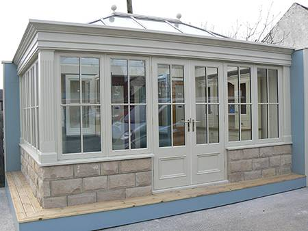 garden rooms in nottingham