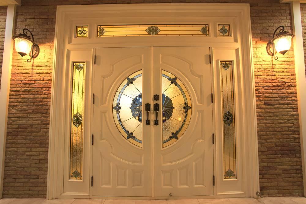 external wooden doors in Leicestershire