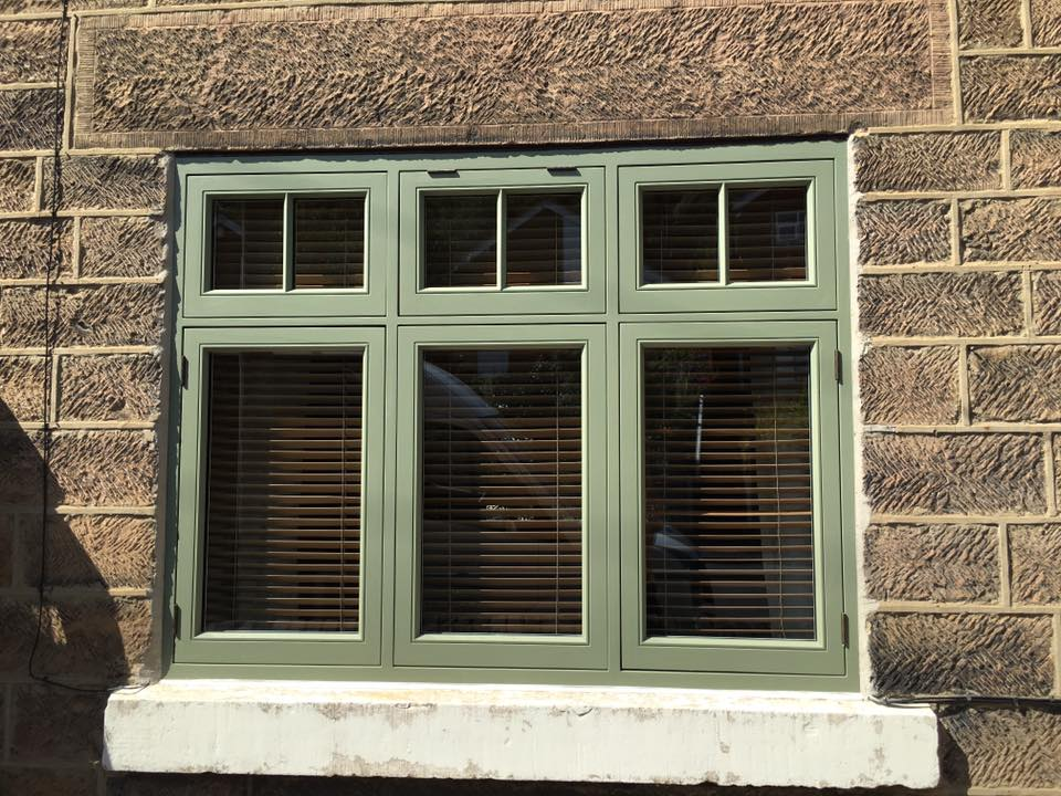 Accoya windows