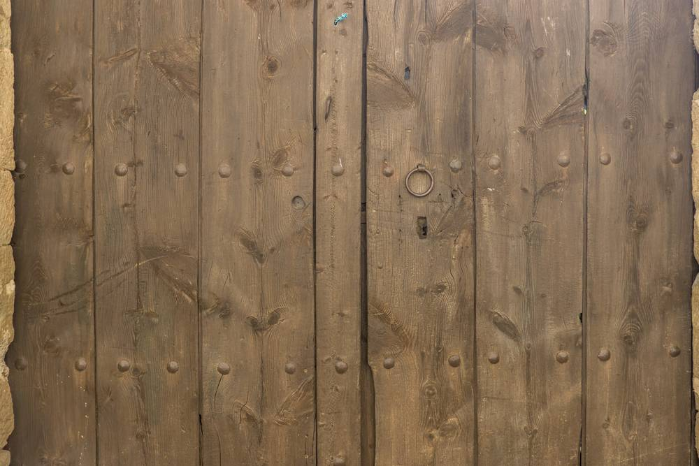 external wooden doors