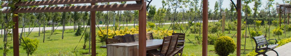 Garden-joinery